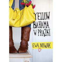 YELLOW BAHAMA W PRĄŻKI Ewa Nowak