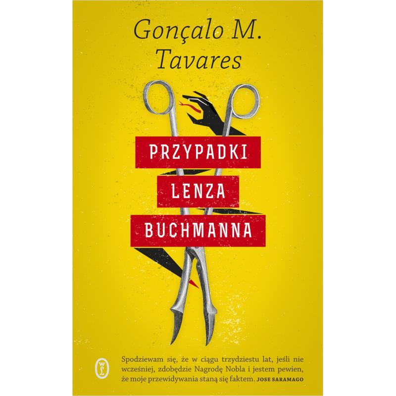 PRZYPADKI LENZA BUCHMANNA Tavares Goncalo M.