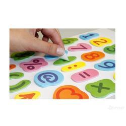 CYFRY NAUKA LICZENIA - 450 karteczek samoprzylepnych do nauki liczenia Katalog   Produkty Podgląd