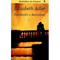POCAŁUNKI Z BARCELONY Elizabeth Adler