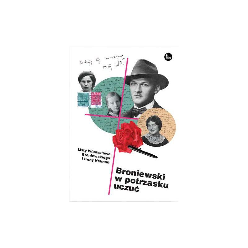 BRONIEWSKI W POTRZASKU UCZUĆ Dariusz Pachocki