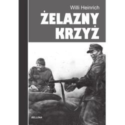 ŻELAZNY KRZYŻ Heinrich Willi