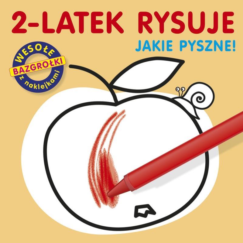 2-LATEK RYSUJE. JAKIE PYSZNE Ludwik Cichy