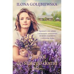 POWRÓT DO STAREGO DOMU Anna Gołębiewska