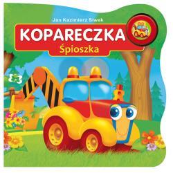 KOPARECZKA ŚPIOSZKA KSIĄŻECZKA DŹWIĘKOWA Jan Kazimierz Siwek