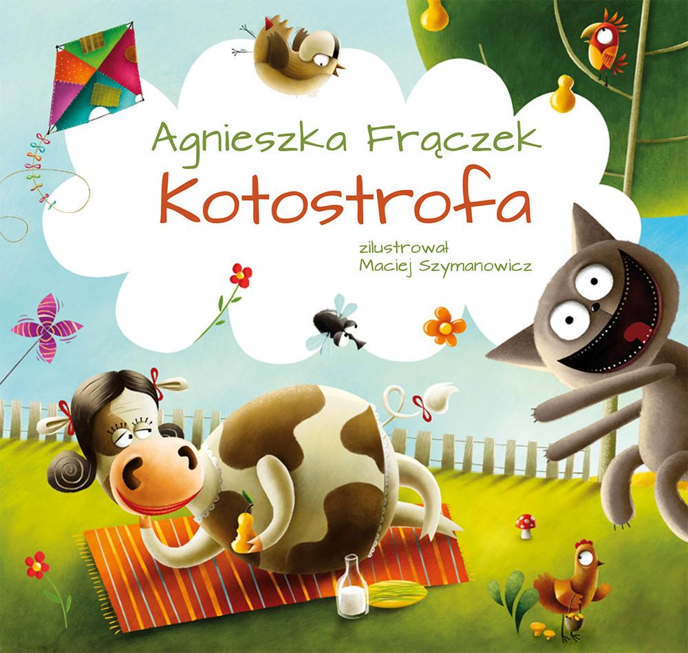 Kotostrofa Agnieszka Frączek Skladnicaksiegarskapl