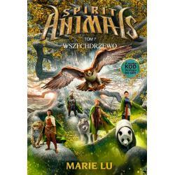 WSZECHDRZEWO SPIRIT ANIMALS Marie Lu