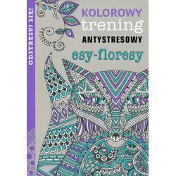 ESY FLORESY KOLOROWY TRENING ANTYSTRESOWY
