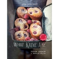 WHAT KATIE ATE Katie Quinn Davies