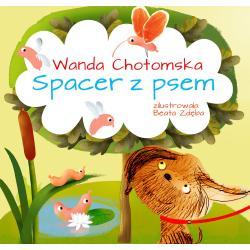 SPACER Z PSEM Wanda Chotomska