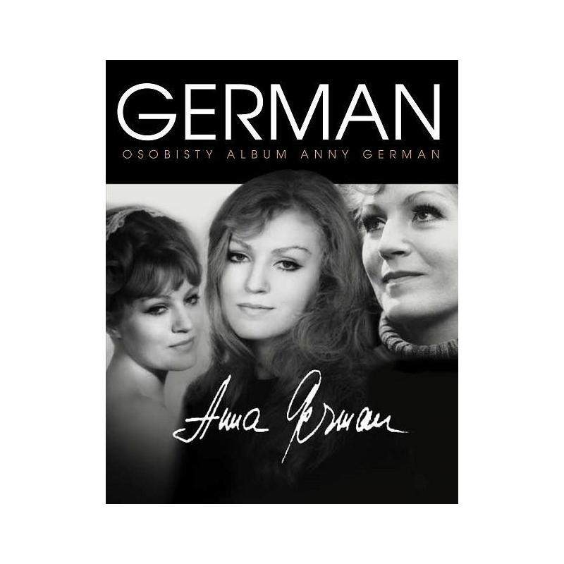 ANNA GERMAN. OSOBISTY ALBUM Marzena Baranowska