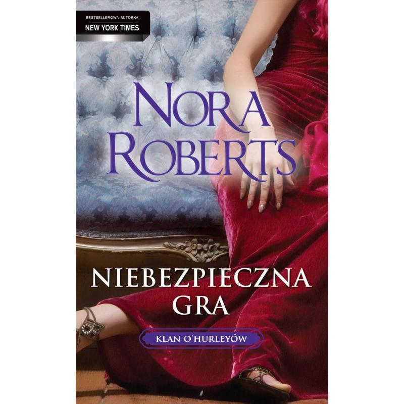 NIEBEZPIECZNA GRA Nora Roberts