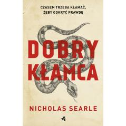 DOBRY KŁAMCA Nicholas Searle
