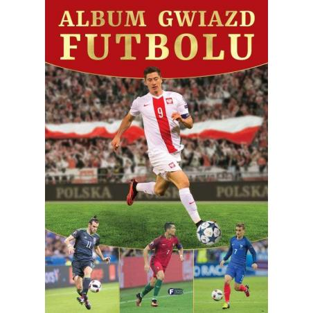 ALBUM GWIAZD FUTBOLU