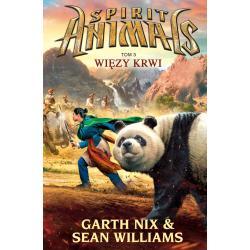 WIĘZY KRWI SPIRIT ANIMALS Nix Garth, Williams Sean