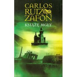 KSIĄŻĘ MGŁY Carlos Ruiz Zafon