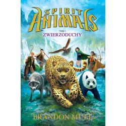 ZWIERZODUCHY SPIRIT ANIMALS Mull Brandon
