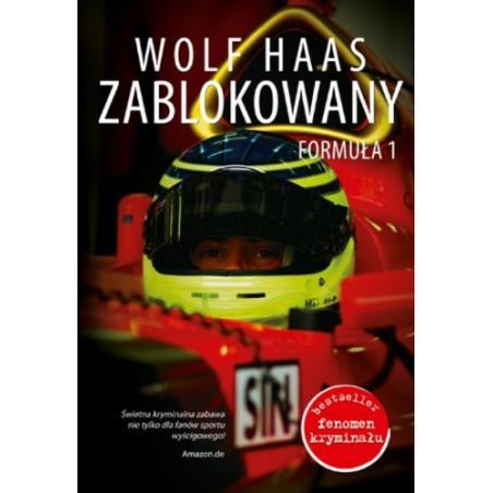 ZABLOKOWANY FORMUŁA 1 Haas Wolf