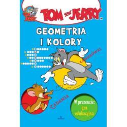 GEOMETRIA I KOLORY TOM I JERRY