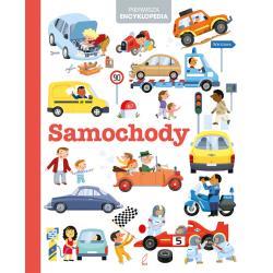 SAMOCHODY PIERWSZA ENCYKLOPEDIA