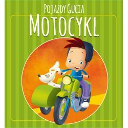 MOTOCYKL POJAZDY GUCIA