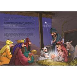 BIBLIA DLA DZIECI POLSKO ANGIELSKA