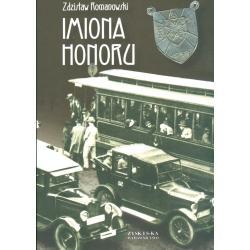 IMIONA HONORU Romanowski Zdzisław