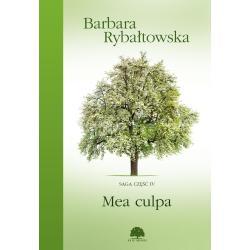 MEA CULPA SAGA Barbara Rybałtowska