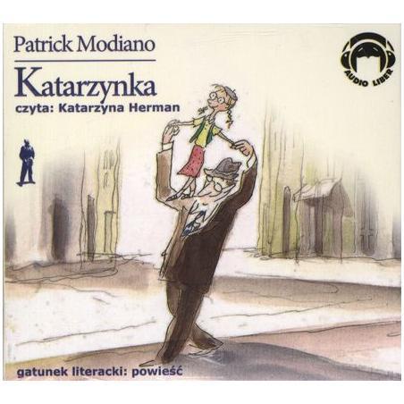 KATARZYNKA MODIANO PATRICK CD MP3 AUDIOBOOK