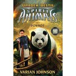 SPIRIT ANIMALS UPADEK BESTII 3 POWRÓT Johnson Varian