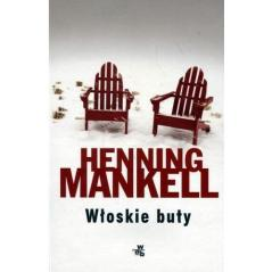 WŁOSKIE BUTY Mankell Henning
