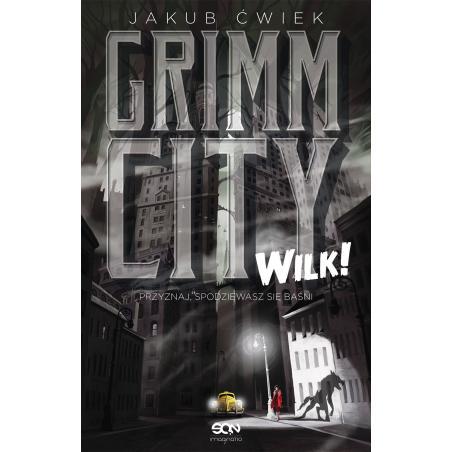 WILK GRIMM CITY Jakub Ćwiek