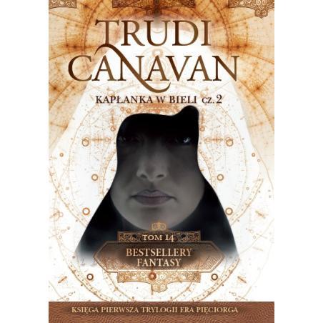 KAPŁANKA W BIELI  2 Trudi Canavan