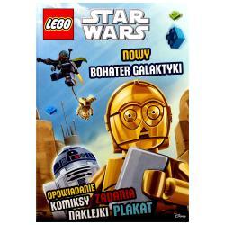 NOWY BOHATER GALAKTYKI LEGO STAR WARS 7+