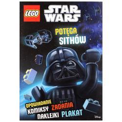 LEGO STAR WARS POTEGA SITHÓW 7+