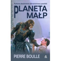 PLANETA MAŁP Boulle Pierre