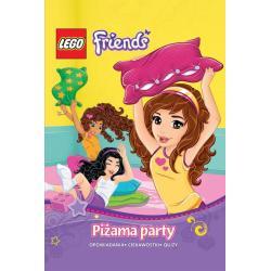 LEGO FRENDS PIŻAMA PARTY