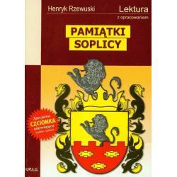 PAMIĄTKI SOPLICY Rzewuski Henryk