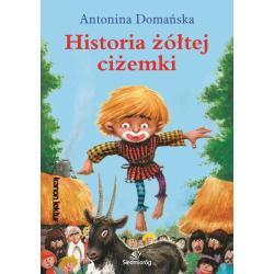 HISTORIA ŻÓŁTEJ CIŻEMKI Domańska Antonina