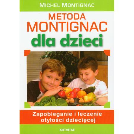 METODA MONTIGNAC DLA DZIECI Michel Montignac