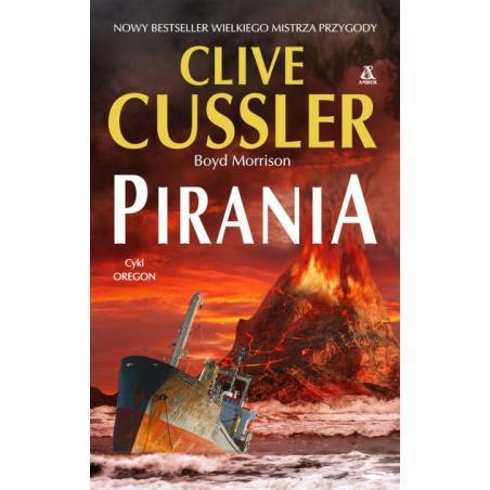 PIRANIA Clive Cussler