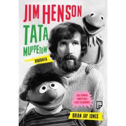 JIM HENSON TATA MUPPETÓW Jay Jones Brian