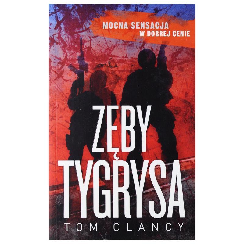 ZĘBY TYGRYSA TOM CLANCY