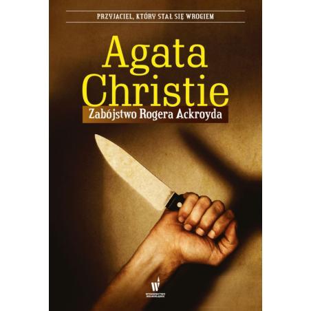 ZABÓJSTWO ROGERA ACKROYDA Agata Christie