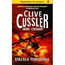 STRZAŁA POSEJDONA Cussler Clive