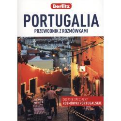 PORTUGALIA PRZEWODNIK ILUSTROWANY + ROZMÓWKI PORTUGALSKIE