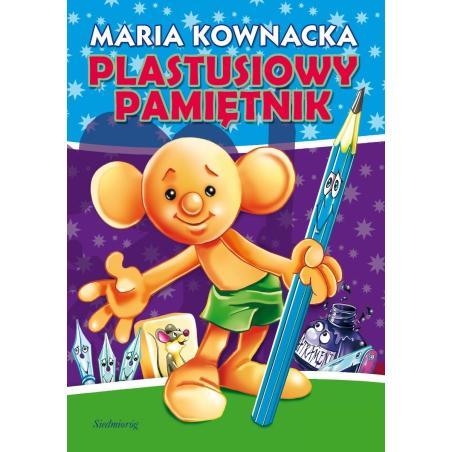 PLASTUSIOWY PAMIĘTNIK Maria Kownacka