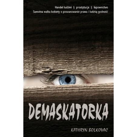 DEMASKATORKA Kathryn Bolkovac