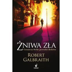ŻNIWA ZŁA Robert Galbraith