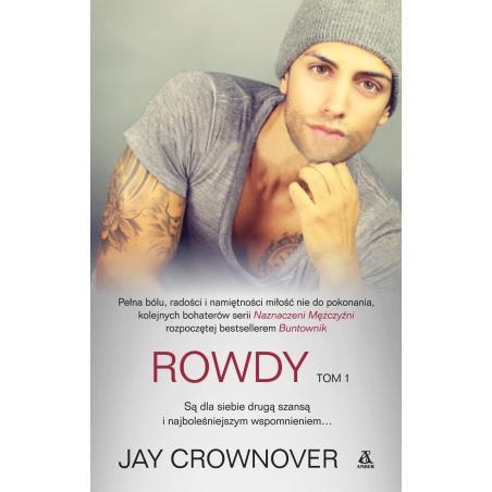 ROWDY 1 Jay Crownover